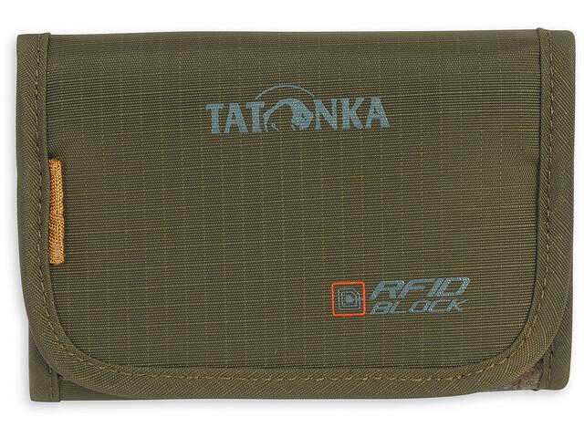 Tatonka Folder Cartera RFID B, Oliva